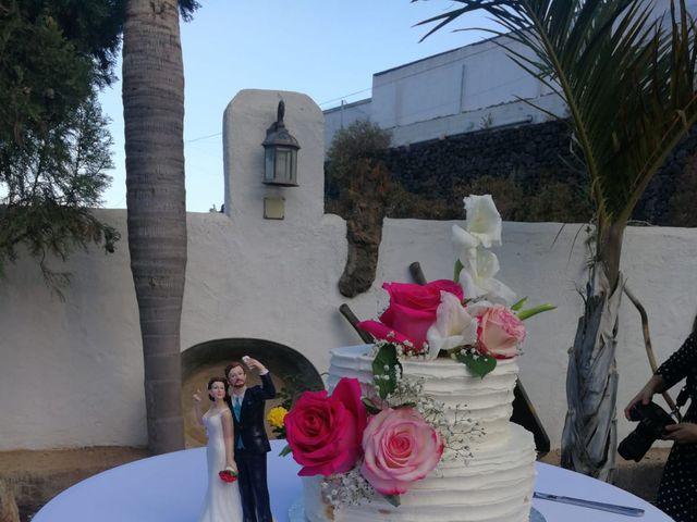 La boda de Airam y Yaiza en San Cristóbal de La Laguna, Santa Cruz de Tenerife 3