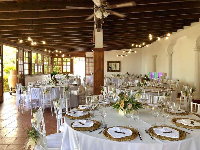 La boda de Airam y Yaiza en San Cristóbal de La Laguna, Santa Cruz de Tenerife 7