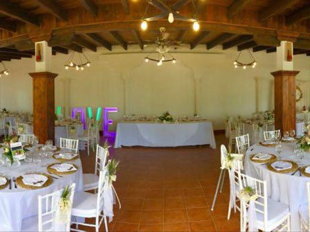 La boda de Airam y Yaiza en San Cristóbal de La Laguna, Santa Cruz de Tenerife 1