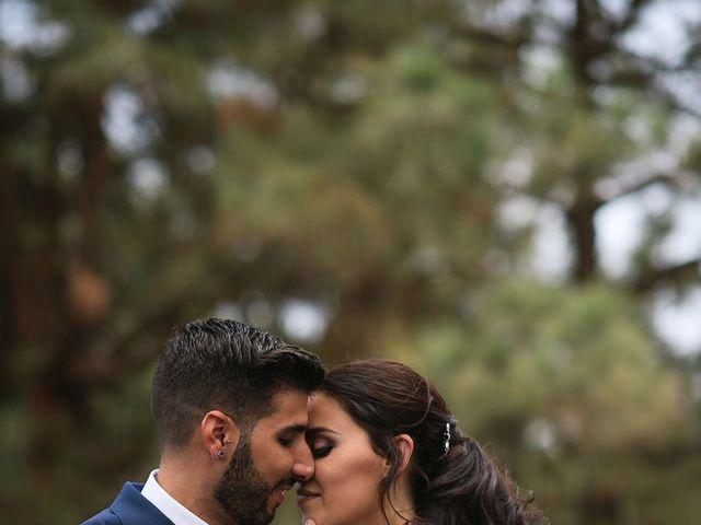 La boda de Airam y Yaiza en San Cristóbal de La Laguna, Santa Cruz de Tenerife 8