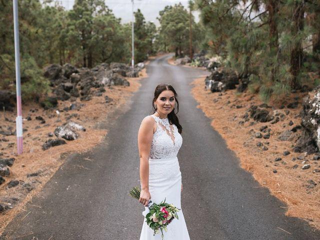 La boda de Airam y Yaiza en San Cristóbal de La Laguna, Santa Cruz de Tenerife 9