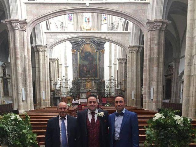 La boda de Ricardo y Jessy en Talavera De La Reina, Toledo 17