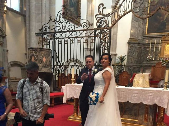 La boda de Ricardo y Jessy en Talavera De La Reina, Toledo 21