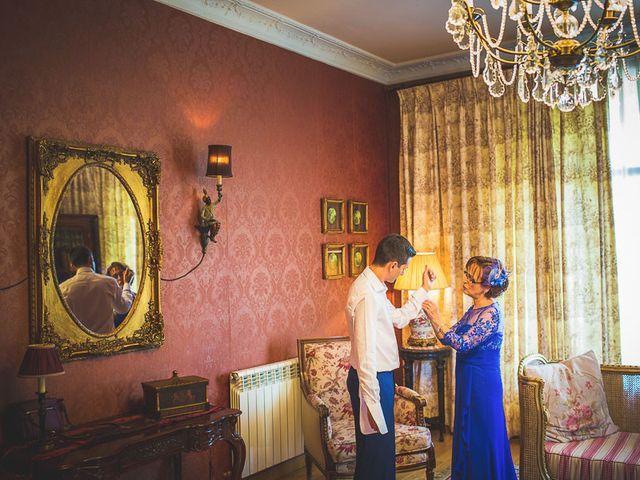 La boda de Javier y Diana en Madrid, Madrid 18