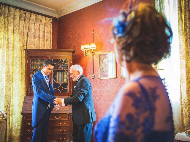 La boda de Javier y Diana en Madrid, Madrid 22