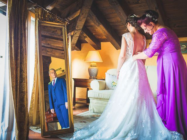La boda de Javier y Diana en Madrid, Madrid 42