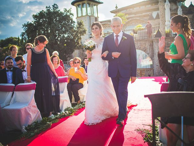 La boda de Javier y Diana en Madrid, Madrid 58