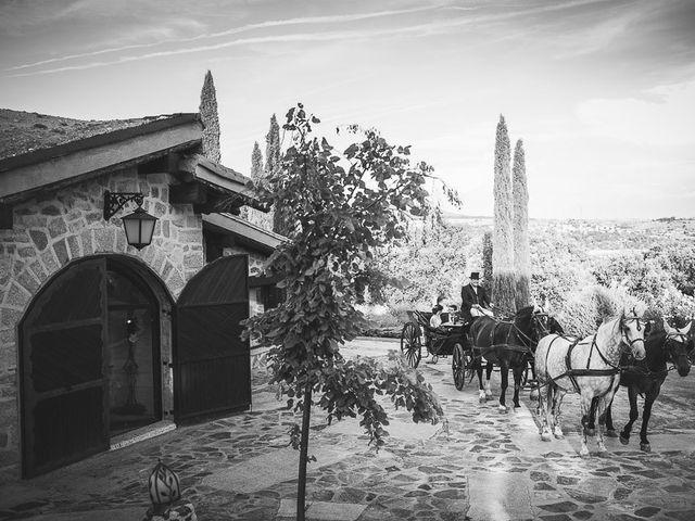 La boda de Javier y Diana en Madrid, Madrid 70
