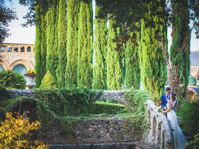 La boda de Javier y Diana en Madrid, Madrid 74