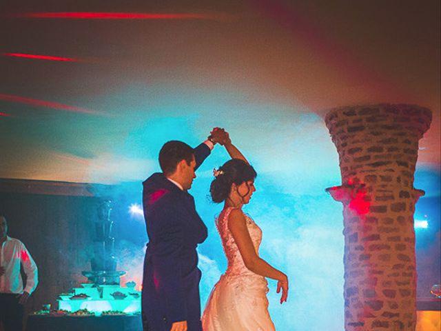 La boda de Javier y Diana en Madrid, Madrid 109