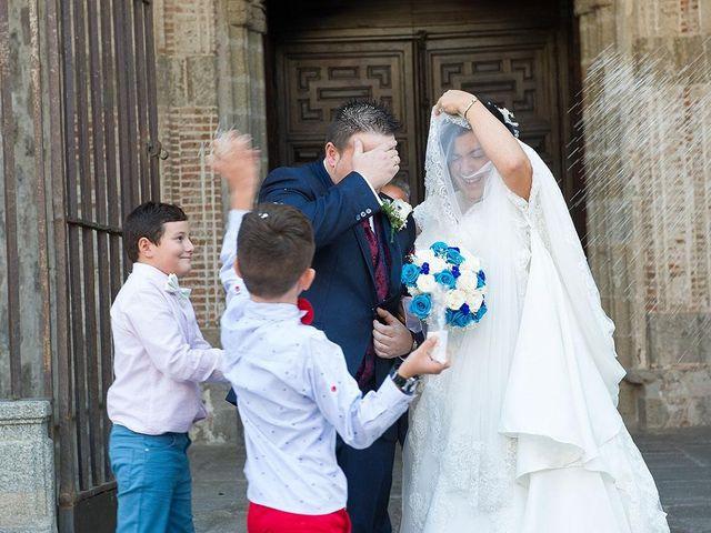 La boda de Ricardo y Jessy en Talavera De La Reina, Toledo 39