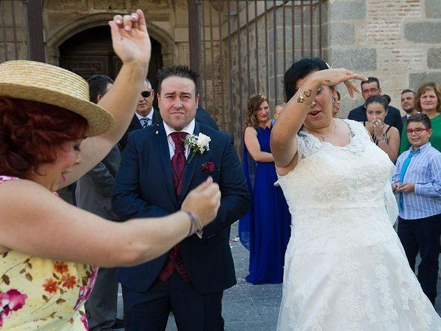 La boda de Ricardo y Jessy en Talavera De La Reina, Toledo 40