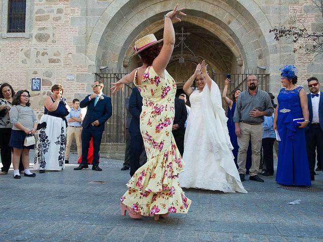 La boda de Ricardo y Jessy en Talavera De La Reina, Toledo 42