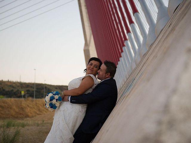 La boda de Ricardo y Jessy en Talavera De La Reina, Toledo 44