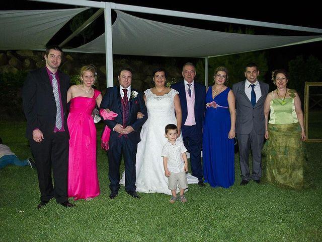 La boda de Ricardo y Jessy en Talavera De La Reina, Toledo 52