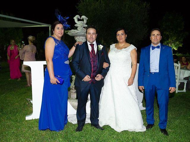 La boda de Ricardo y Jessy en Talavera De La Reina, Toledo 68