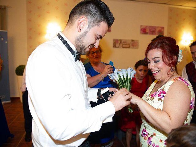 La boda de Ricardo y Jessy en Talavera De La Reina, Toledo 107