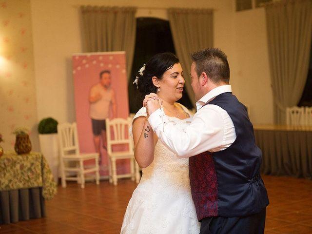 La boda de Ricardo y Jessy en Talavera De La Reina, Toledo 109