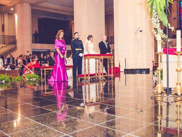 La boda de Javier y Esther en Alcorcón, Madrid 25