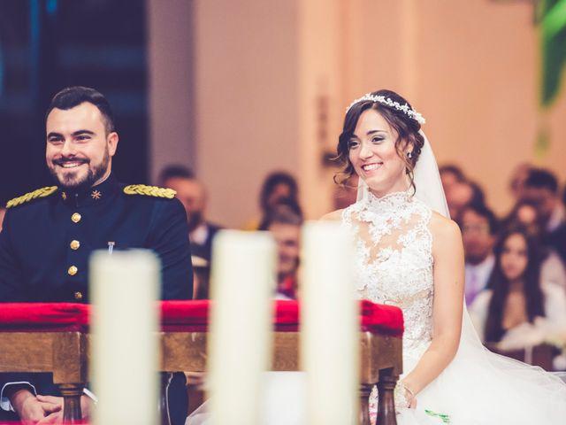 La boda de Javier y Esther en Alcorcón, Madrid 28