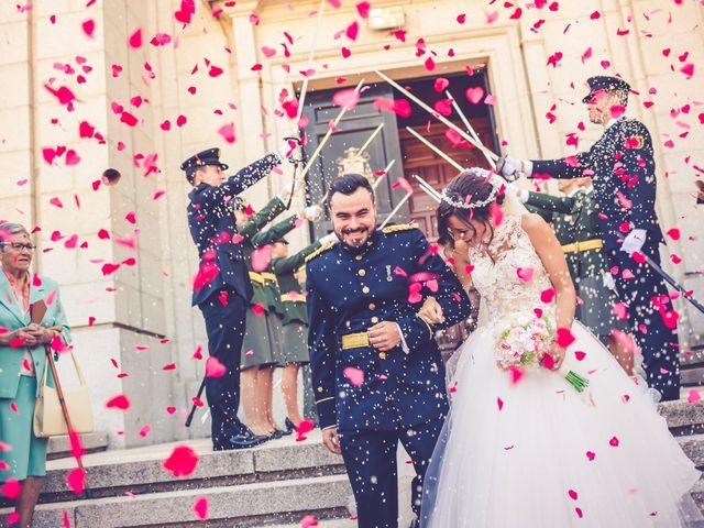 La boda de Javier y Esther en Alcorcón, Madrid 33