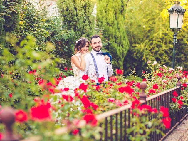La boda de Javier y Esther en Alcorcón, Madrid 2