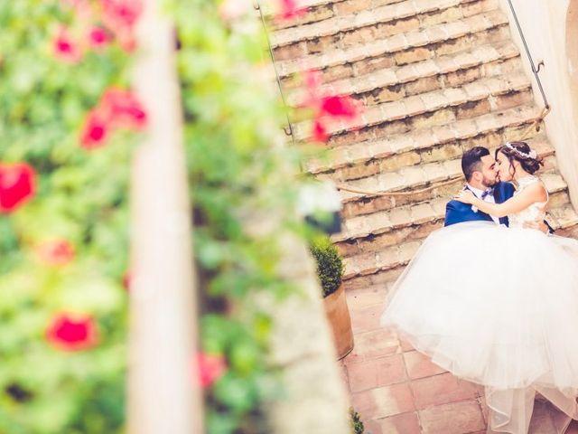 La boda de Esther y Javier