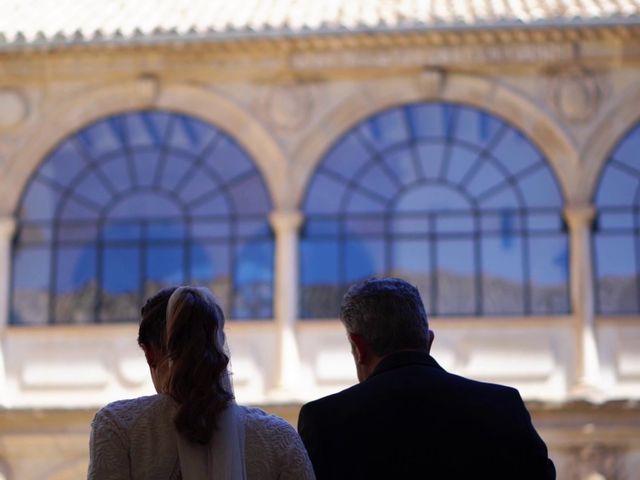 La boda de Miguel y Ana en Baeza, Jaén 12