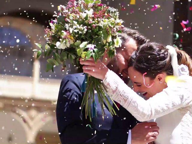 La boda de Miguel y Ana en Baeza, Jaén 2