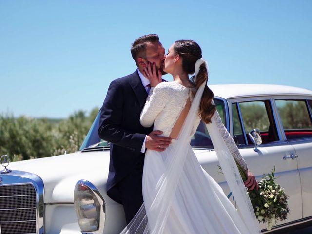 La boda de Miguel y Ana en Baeza, Jaén 9