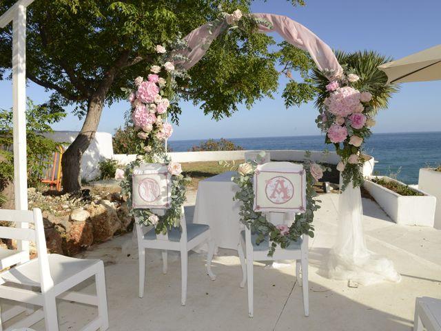 La boda de Roberto y Agueda en Benalmadena Costa, Málaga 8