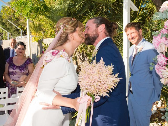 La boda de Roberto y Agueda en Benalmadena Costa, Málaga 9