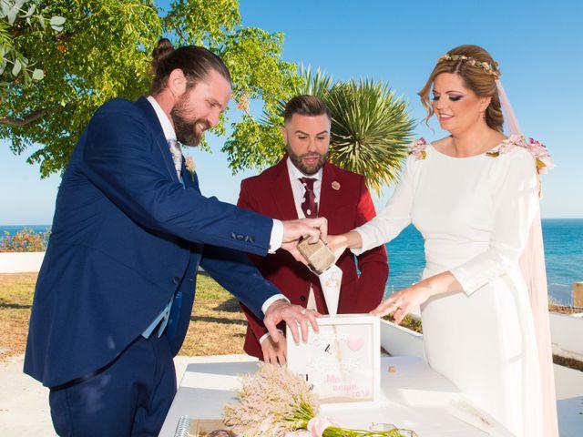 La boda de Roberto y Agueda en Benalmadena Costa, Málaga 12
