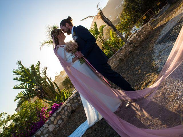 La boda de Roberto y Agueda en Benalmadena Costa, Málaga 14