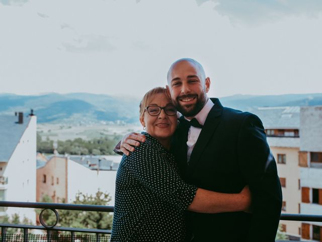 La boda de Alex y Meri en Puigcerda, Girona 6