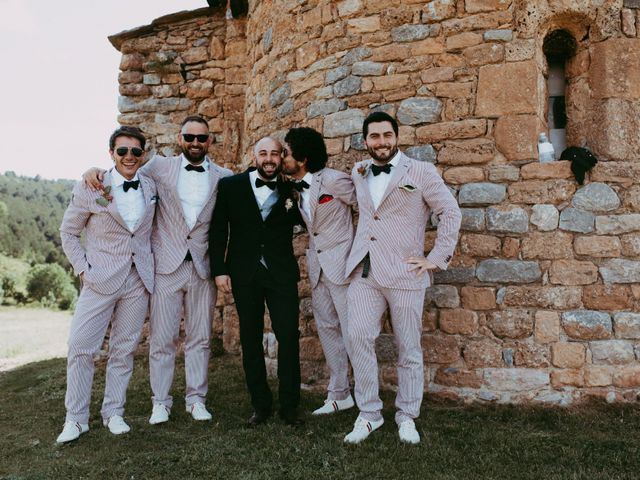 La boda de Alex y Meri en Puigcerda, Girona 29