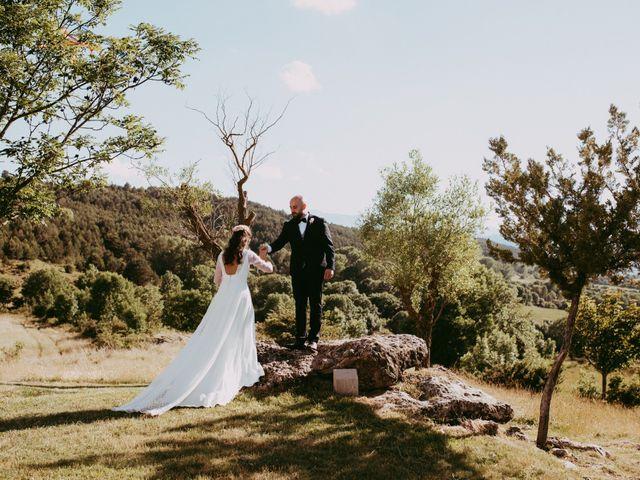La boda de Alex y Meri en Puigcerda, Girona 1