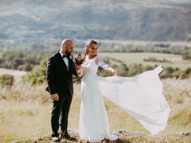 La boda de Alex y Meri en Puigcerda, Girona 37