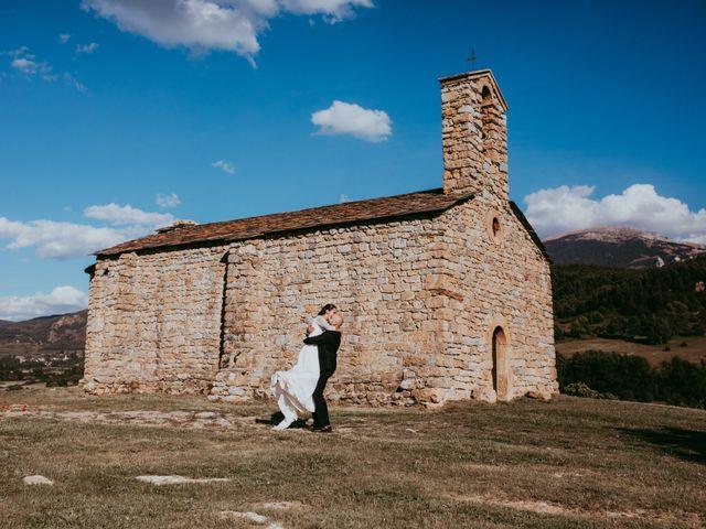 La boda de Alex y Meri en Puigcerda, Girona 47