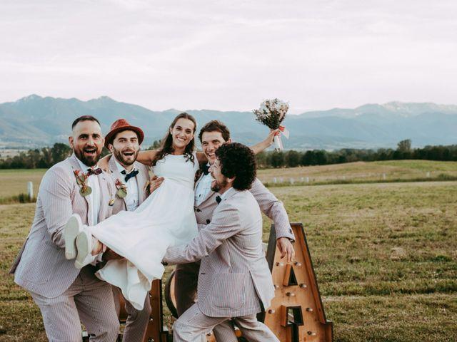 La boda de Alex y Meri en Puigcerda, Girona 61