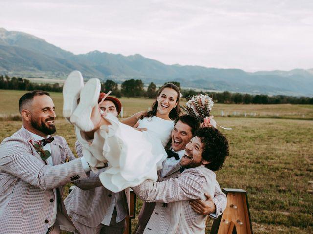 La boda de Alex y Meri en Puigcerda, Girona 63