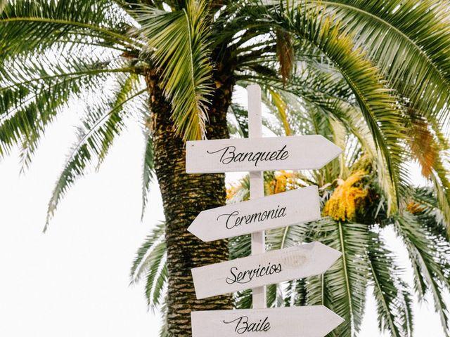 La boda de Héctor y Estela en La Victoria De Acentejo, Santa Cruz de Tenerife 17
