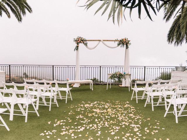 La boda de Héctor y Estela en La Victoria De Acentejo, Santa Cruz de Tenerife 18