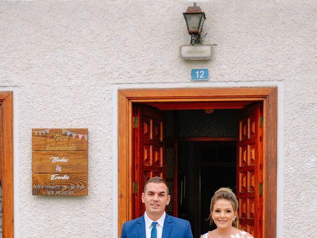 La boda de Héctor y Estela en La Victoria De Acentejo, Santa Cruz de Tenerife 21