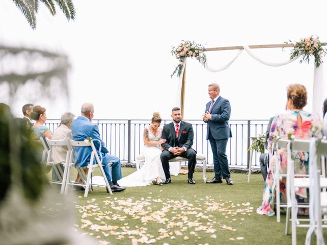 La boda de Héctor y Estela en La Victoria De Acentejo, Santa Cruz de Tenerife 26