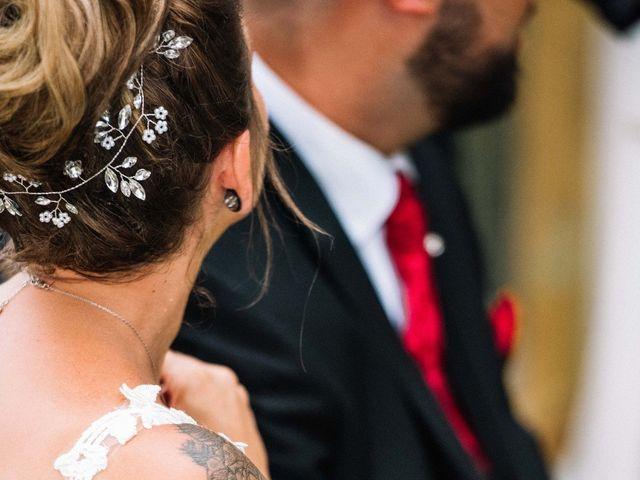 La boda de Héctor y Estela en La Victoria De Acentejo, Santa Cruz de Tenerife 28
