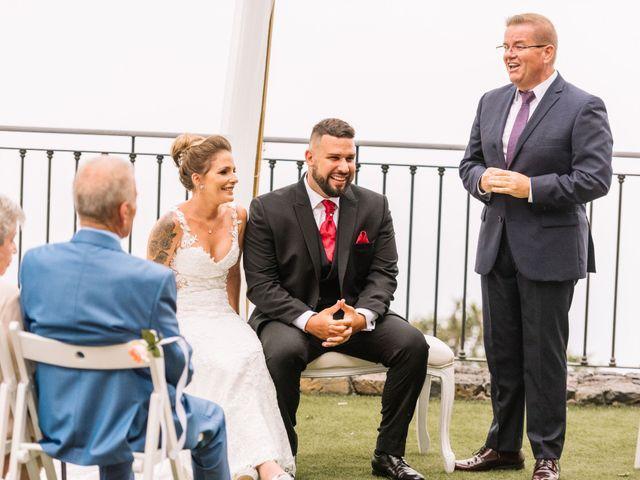 La boda de Héctor y Estela en La Victoria De Acentejo, Santa Cruz de Tenerife 30