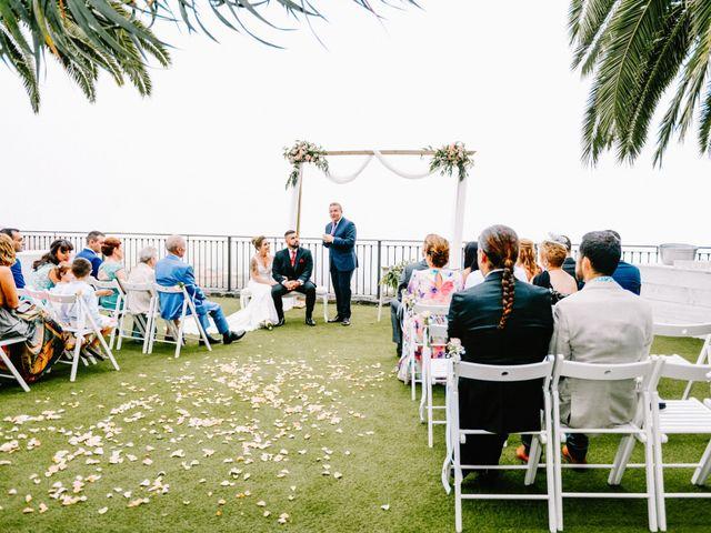 La boda de Héctor y Estela en La Victoria De Acentejo, Santa Cruz de Tenerife 33