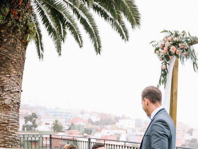 La boda de Héctor y Estela en La Victoria De Acentejo, Santa Cruz de Tenerife 36