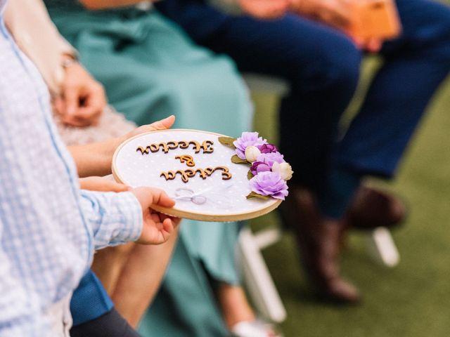 La boda de Héctor y Estela en La Victoria De Acentejo, Santa Cruz de Tenerife 40